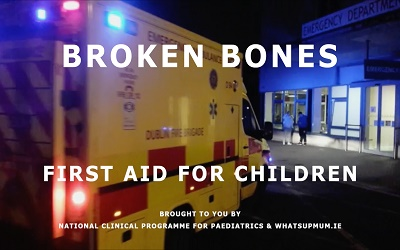 Child First Aid -Broken Bones