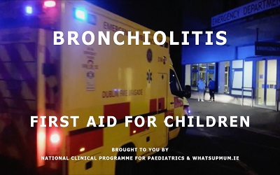 Child First Aid – Bronchiolitis